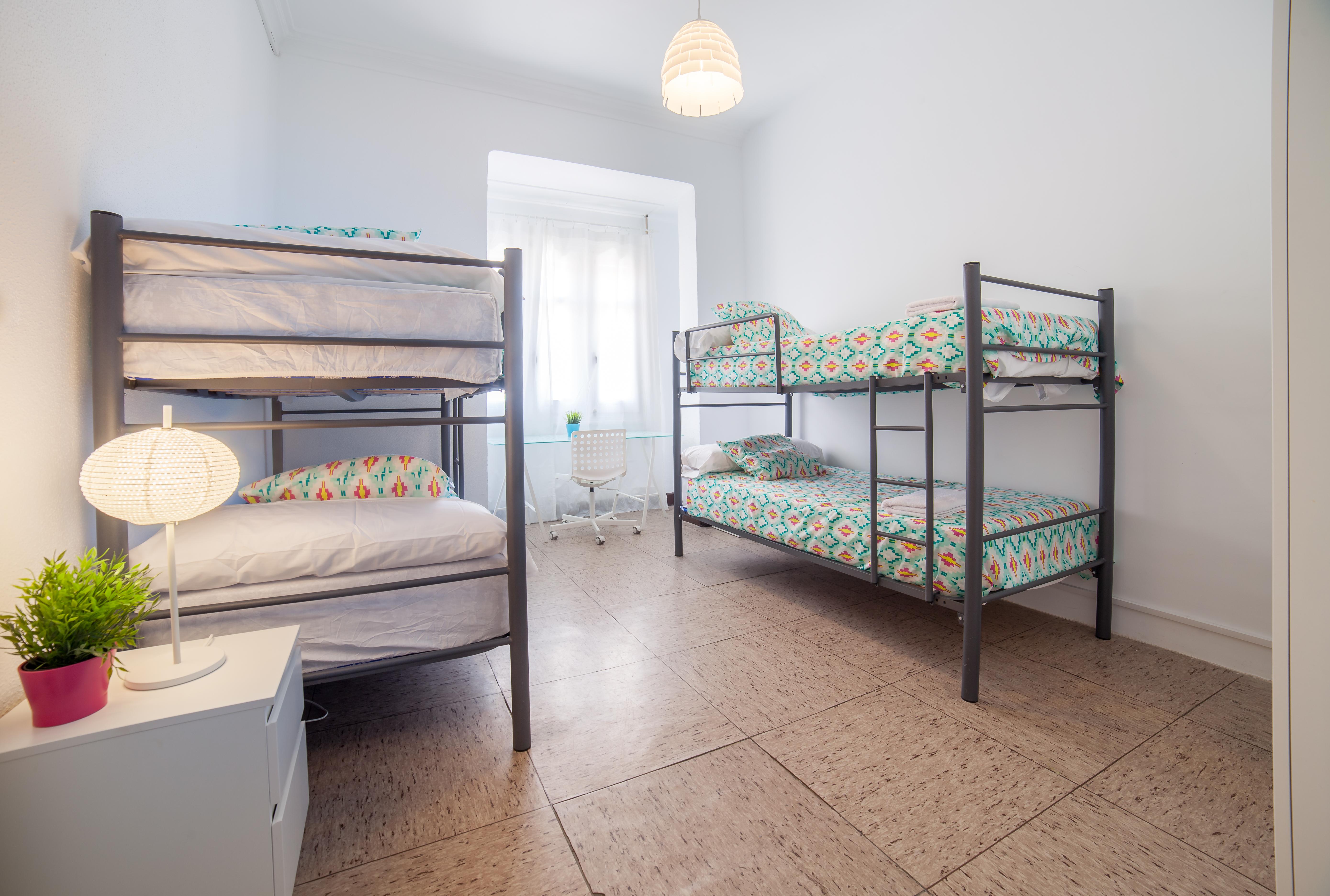 Alojamiento en residencia