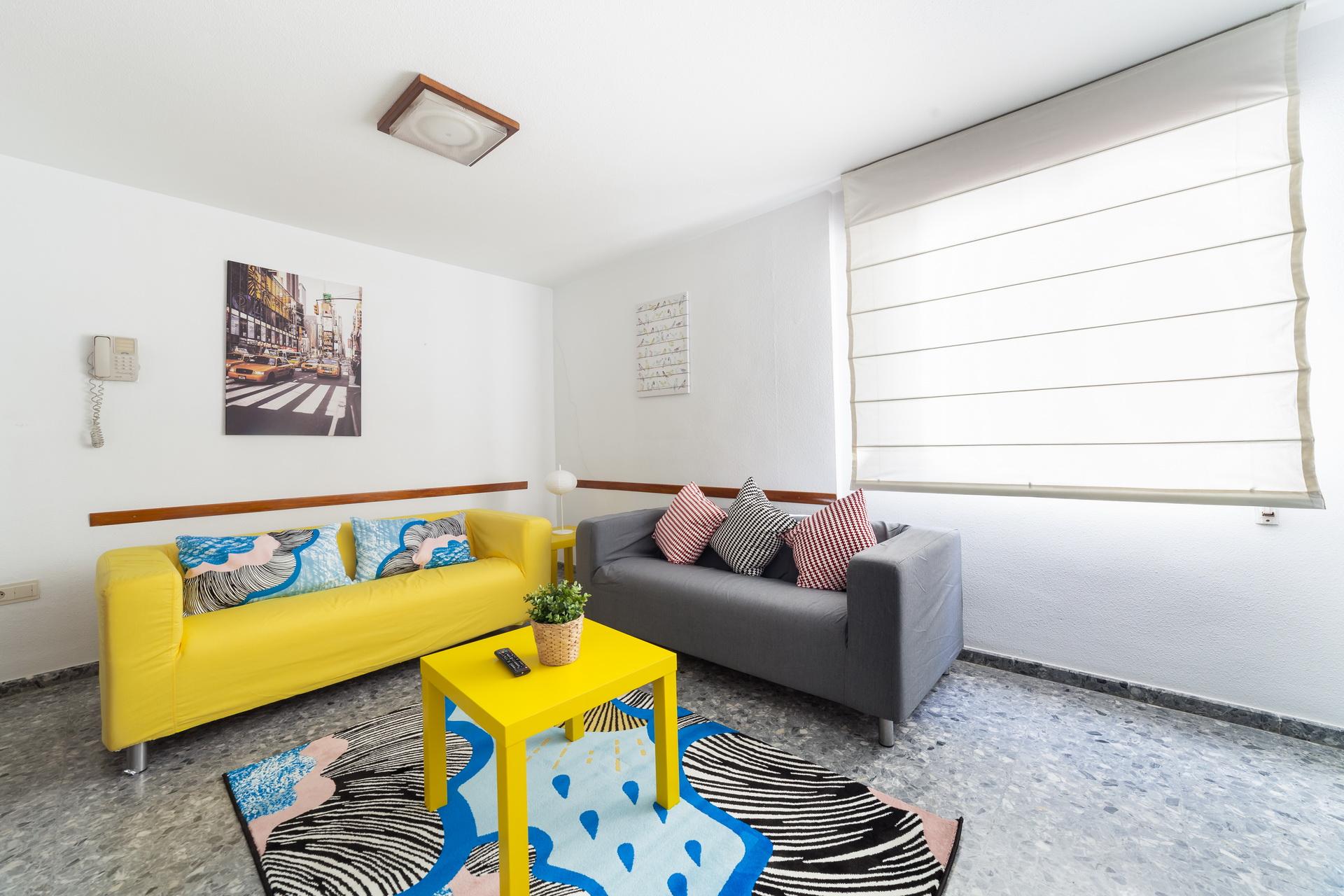 Apartamento compartido con estudiantes