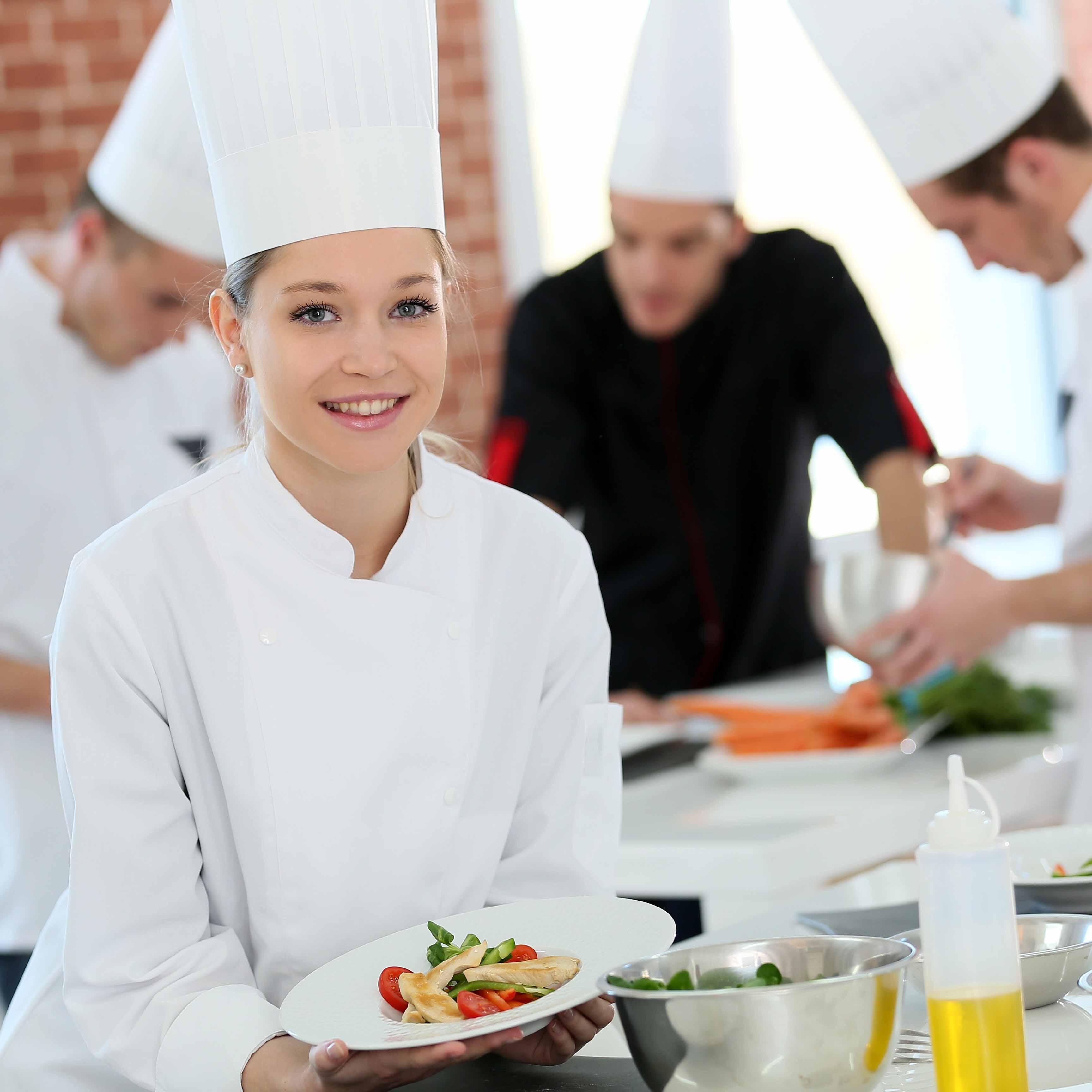 Prácticas de empresa en hosteleria y gastronomía