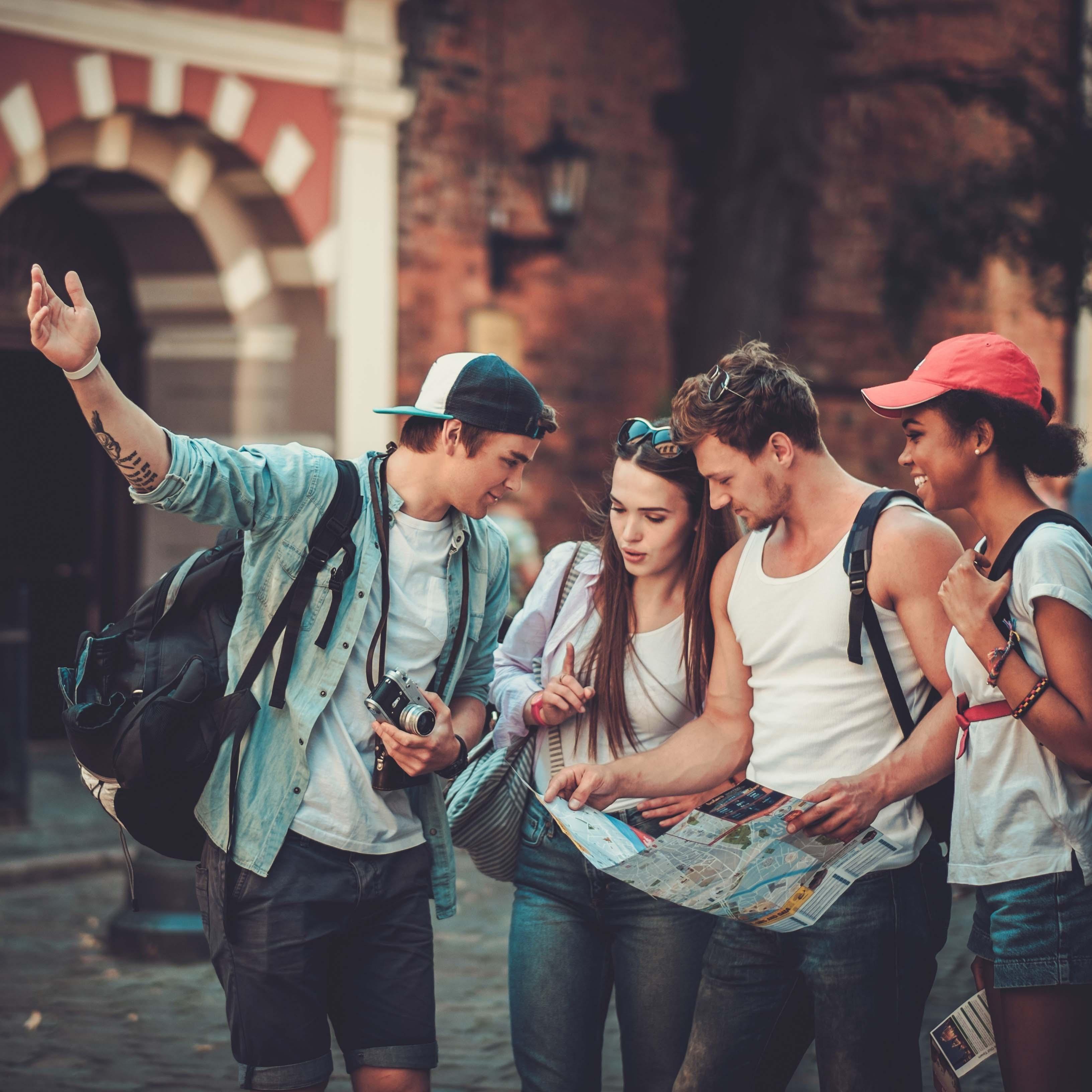 Prácticas de empresa en turismo